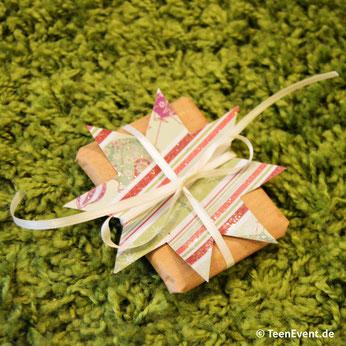 Weihnachtsgeschenk mit Stern jugendweihe geschenk geschenkideen teenager