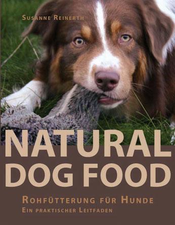 Cover zu Natural Dog Food