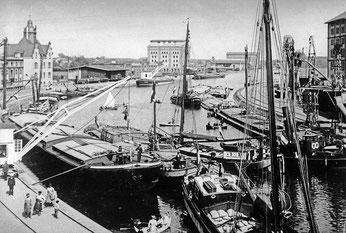 Stadthafen 1910, Stadtmuseum Münster