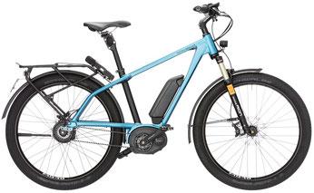 Der Performance Line Speed e-Bike Antrieb von Bosch hat eine Dauerleistung von 350 Watt