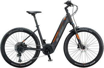 KTM Macina Scout, Cross e-Bikes 2019