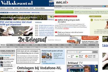 Persbericht schrijven, free publicity