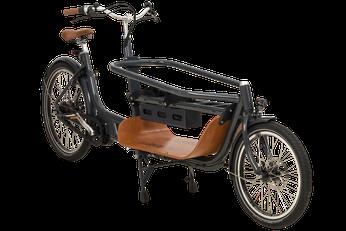 Babboe Lastenfahrrad mit Elektromotor Slim Mountain 2020