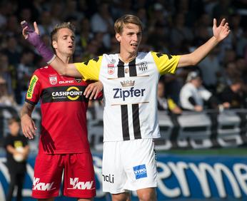 Statt EM heißt das Ziel für Marko Raguz nun baldiges Comeback!  Foto: FOTO LUI