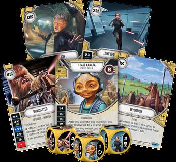 Star Wars Destiny: Geist der Rebellion kaufen