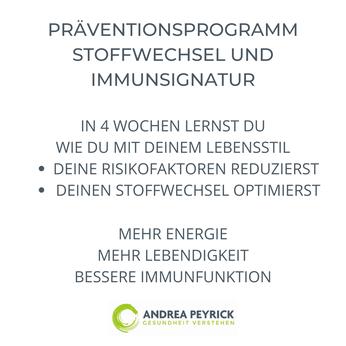 Stoffwechsel, Immunsystem, Lebensstil, Heilpraktiker Münster Coesfed, kPNI, Immunsignatur, Immunsignaturcoach
