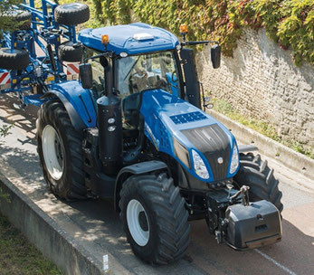 New Holland T8.320-T8.435