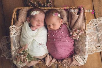 Perlen Musselin Tücher Wraps bestens geeigent für die Newborn-Babyfotografie  zum Pucken, Einwickeln, Drüberlegen, oder als Hintergrund u.v.m. Neugeborenes Baby Neugeborenen Wrap Wrapping Pucken Fransen Tuch