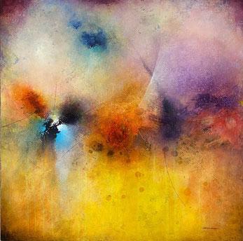 Gemälde von Adam