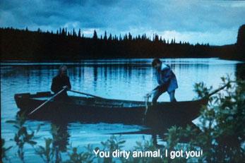 映画観まくり。 「えーそーですよ、おいら、きたないケダモノでやんすよ。」