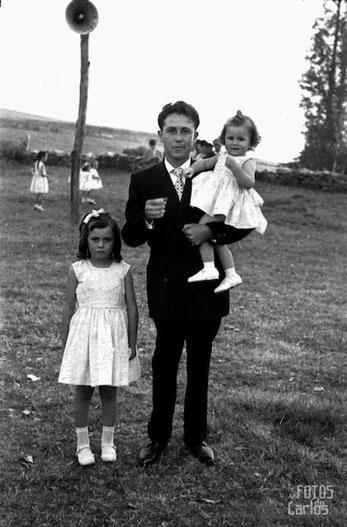 1958-Torbeo-Padre-hijas-Carlos-Diaz-Gallego-asfotosdocarlos.com