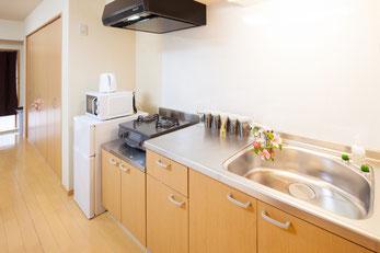 キッチン・台所・流し台の洗浄・クリーニング|お掃除ハウス新潟【阿賀野市】