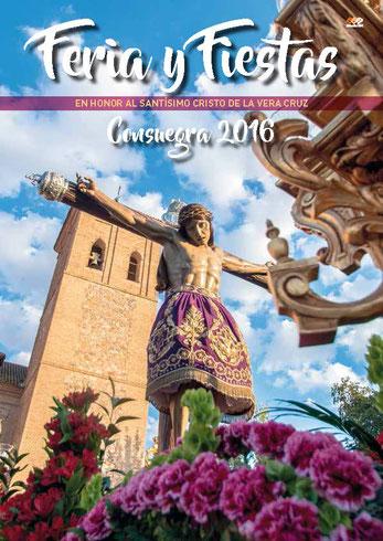 Programa de la Feria y Fiestas de Consuegra
