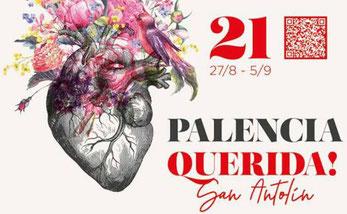 Feria y Fiestas de San Antolín en Palencia