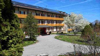 Biohotel Bad Kohlgrub Bayern