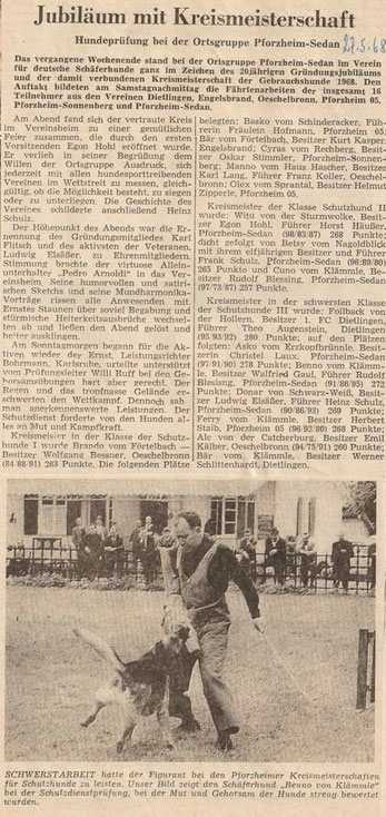 PZ 27.Mai 1968