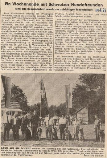 PZ 24.Juni 1968