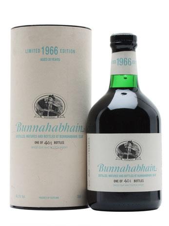 Bunnahabhain 1966 Sherry Cask