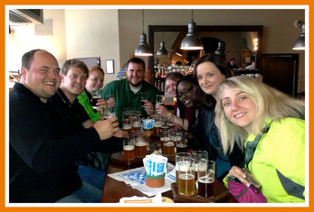 Oktoberfest @ Berlin Breweries Tour / Berlin Food Tour