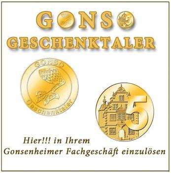gonso geschenktaler gewerbeverein gonsenheim. Black Bedroom Furniture Sets. Home Design Ideas