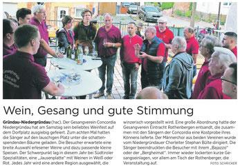 Quelle: Gelnhäuser Neue Zeitung vom 21.09.2018