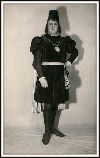 Sadko - Il mercante veneziano - Roma Teatro reale dell'Opera 1931