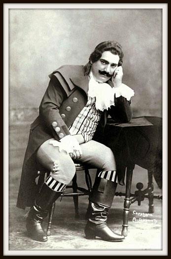 Giacomo Puccini TOSCA (Mario Cavaradossi)