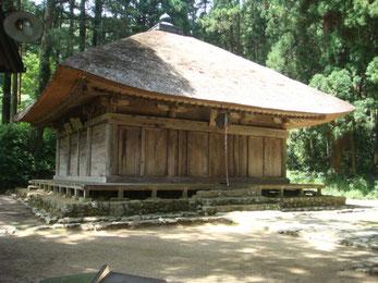 高蔵寺阿弥陀堂(国指定重要文化財)