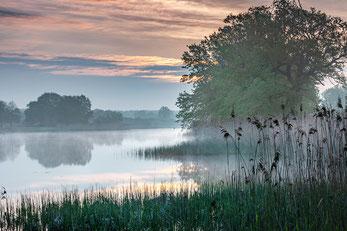 Kühnauer See, aus Bildband Dessau-Wörlitzer Gartenreich