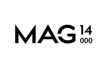 MAG 14.000 mag 14000 Logo MAG 14.000