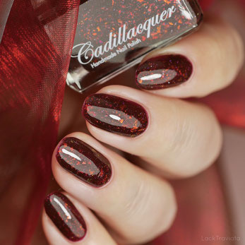 Cadillacquer • Volcano (Hypnotic Polish Store exclusive)