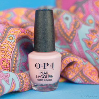 OPI • Tagus in That Selfie! (NL L18) • OPI Lisbon Collection Spring 2018