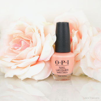 OPI •  You've Got Nata On Me (NL L17) • OPI Lisbon Collection Spring 2018