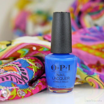 OPI • Tile Art to Warm Your Heart (NL L25) • OPI Lisbon Collection Spring 2018