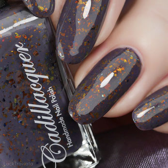 Cadillacquer • My Perfect Silence • Fall Collection 2020