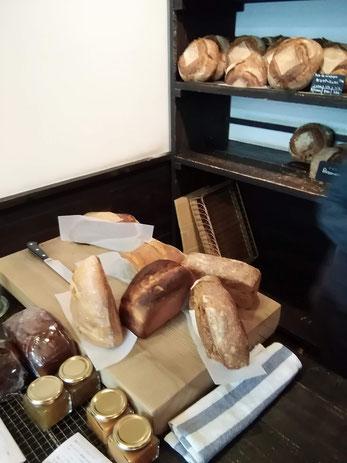 2019年3月某日、ドリアンさんのパン購入できました!わーい!