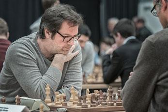 Klaus remisiert gegen Goran Dizdar