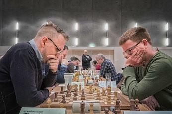 Markus Ragger vs. Florian Sandhöfner