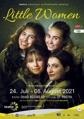 Little Women teatro Stadttheater Mödling Stadtgalerie