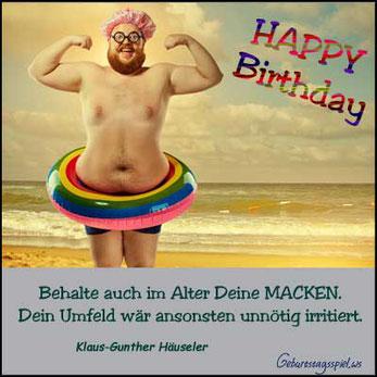 Lustige Geburtstagswünsche Männer