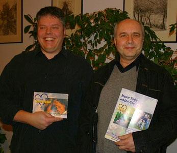 Andreas Schmandt, Dr. Harald Wiesendanger