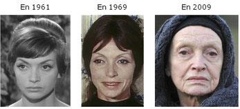 actrice Jacqueline Danno