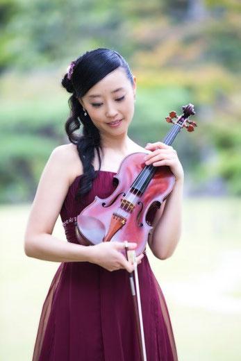 山口 美夕鶴(やまぐち みゆづ)~ヴァイオリン