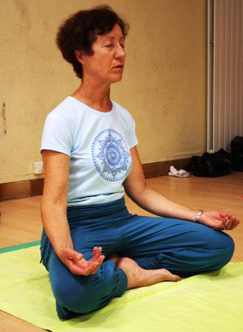 Méditation et yoga diminuent le stress des malades (F.Bergougnoux)