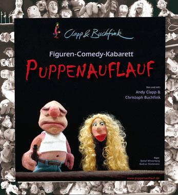 Puppenauflauf - Figurencomedy