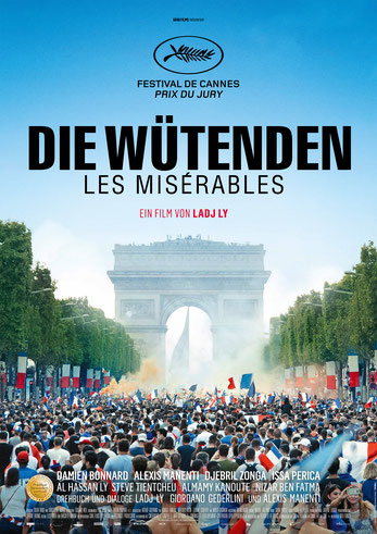 Les Miserables Plakat