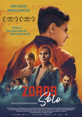 Zoros Solo Plakat