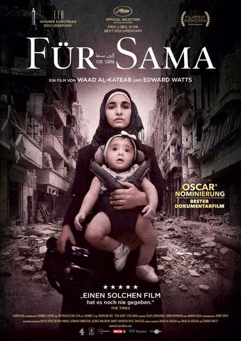 Für Sama Plakat
