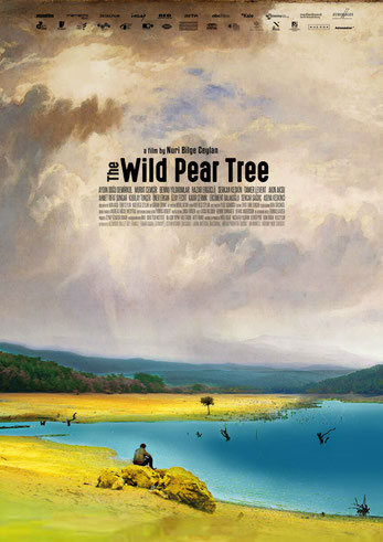 Wild Pear Tree Plakat