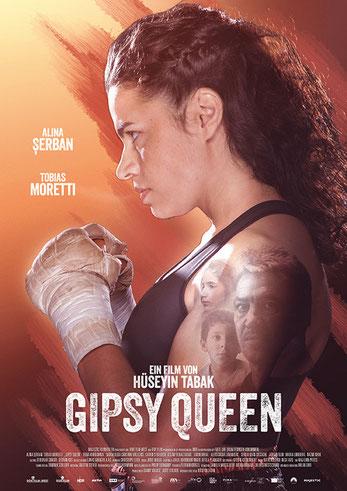 Gipsy Queen Plakat